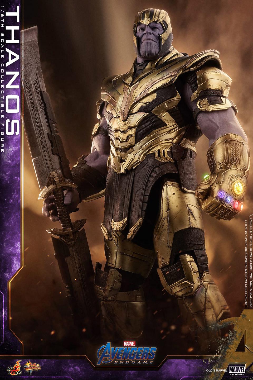 Hot Toys Thanos Endgame Figure