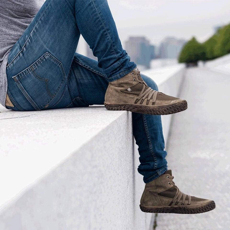 Hybrid Green Label Shoes