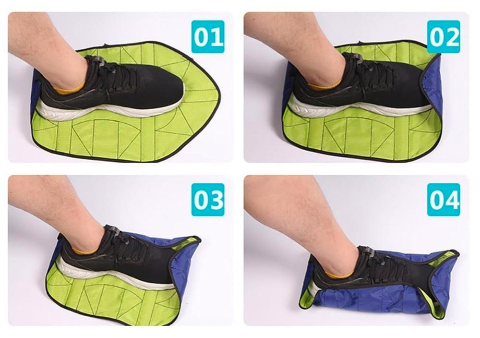 Hygo Snap Shoe Covers