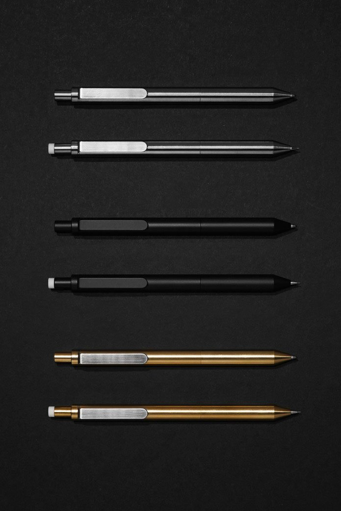 Interchangeable Pen & Pencil