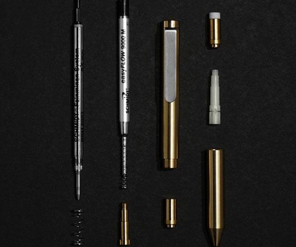 Interchangeable Pen & Pencil