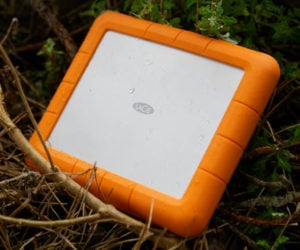 LaCie Rugged Shuttle Drives