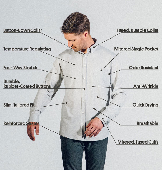 Limitless Merino Wool Shirt