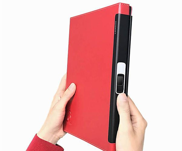 Lockbook Notebook