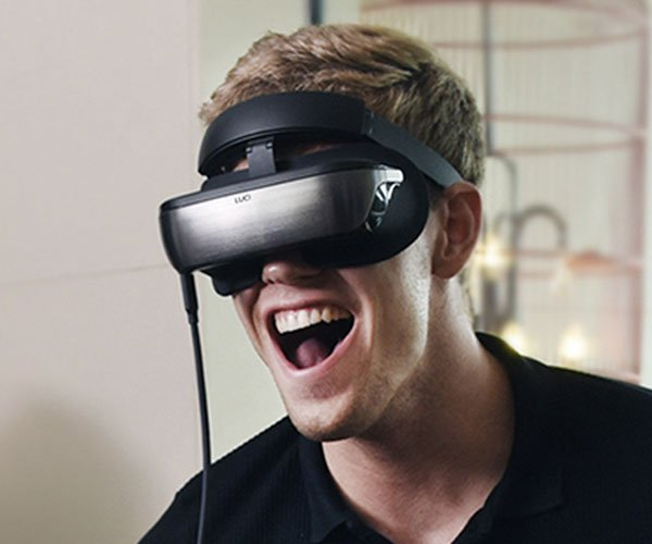 Luci Immers Video Headset
