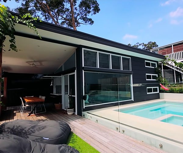 Luxurious Backyard Tiny Home