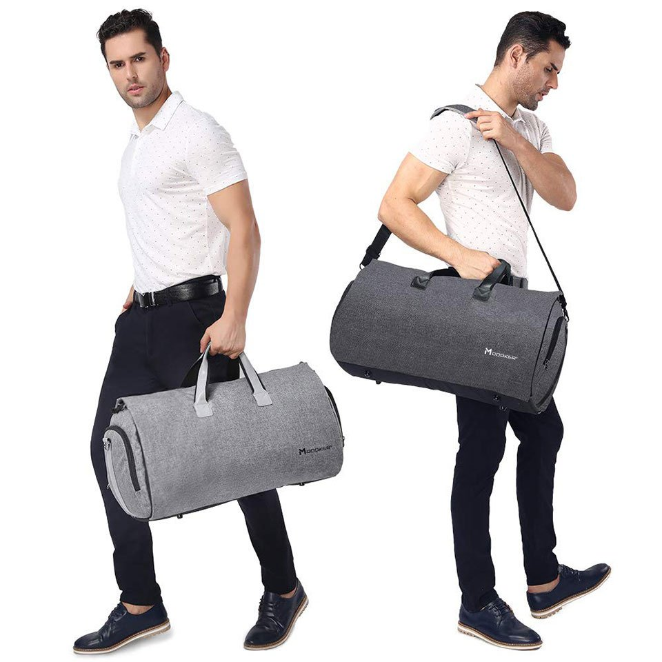 Modoker Convertible Garment Bag