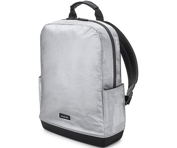 Moleskine Backpack Silver Edition
