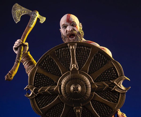God of War Kratos Action Figure