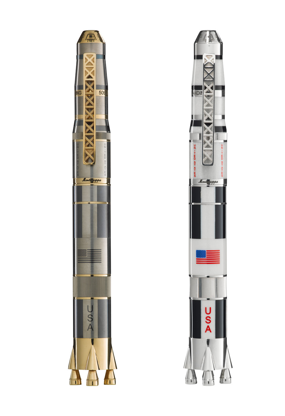 Montegrappa Moon Landing Pen