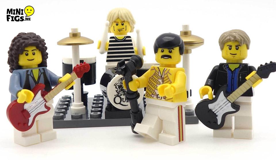 Musician Minifigs