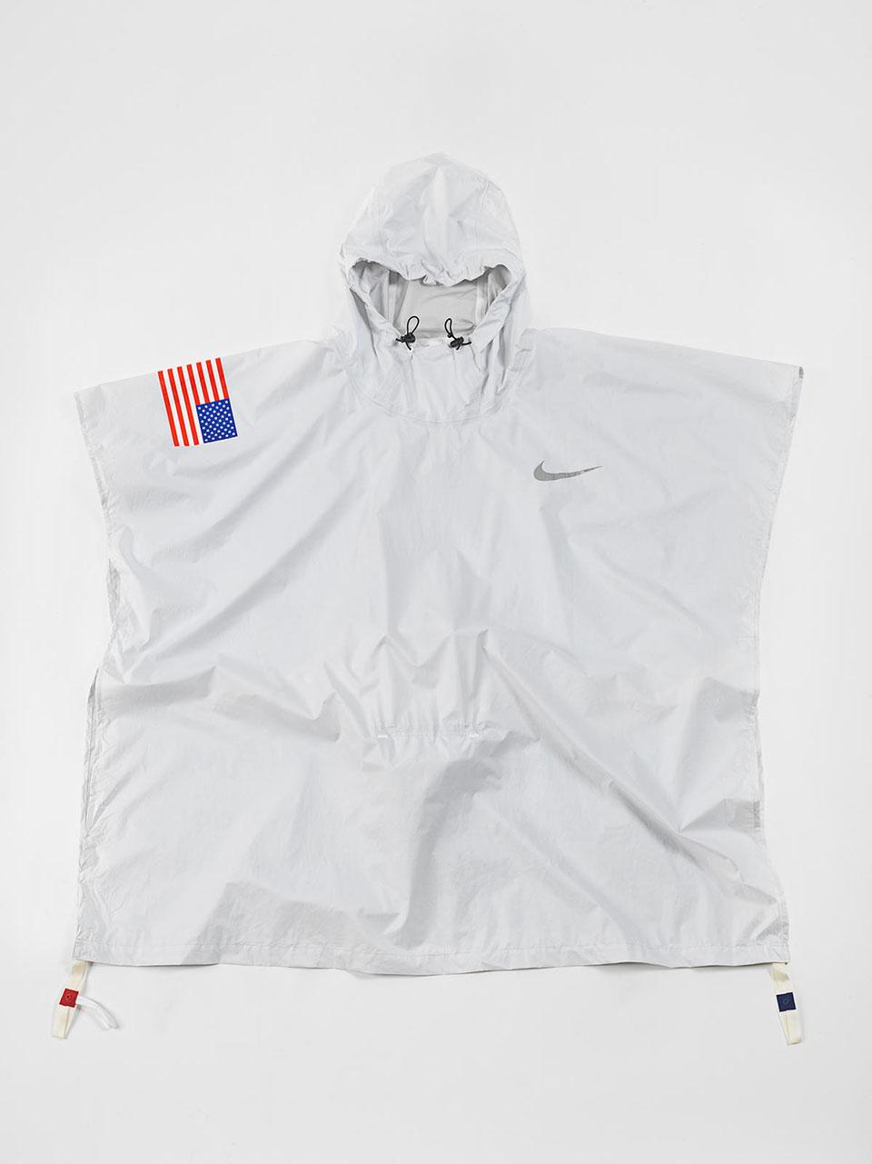 Nike x Tom Sachs Exploding Poncho