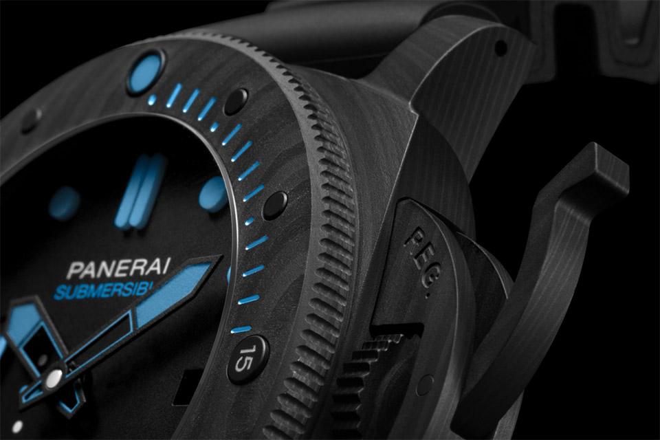 Panerai Submersible Carbotech Watch
