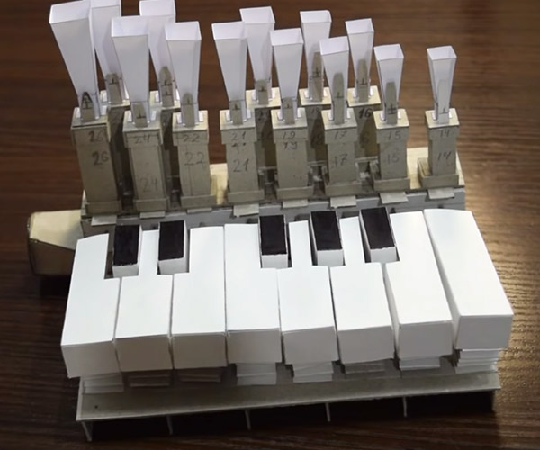 Making an Organ from Paper