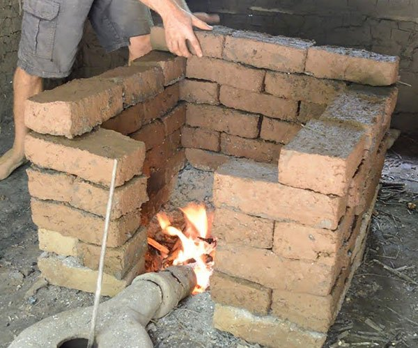 Making Fired Clay Bricks