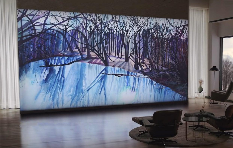 Samsung LED Wall Displays
