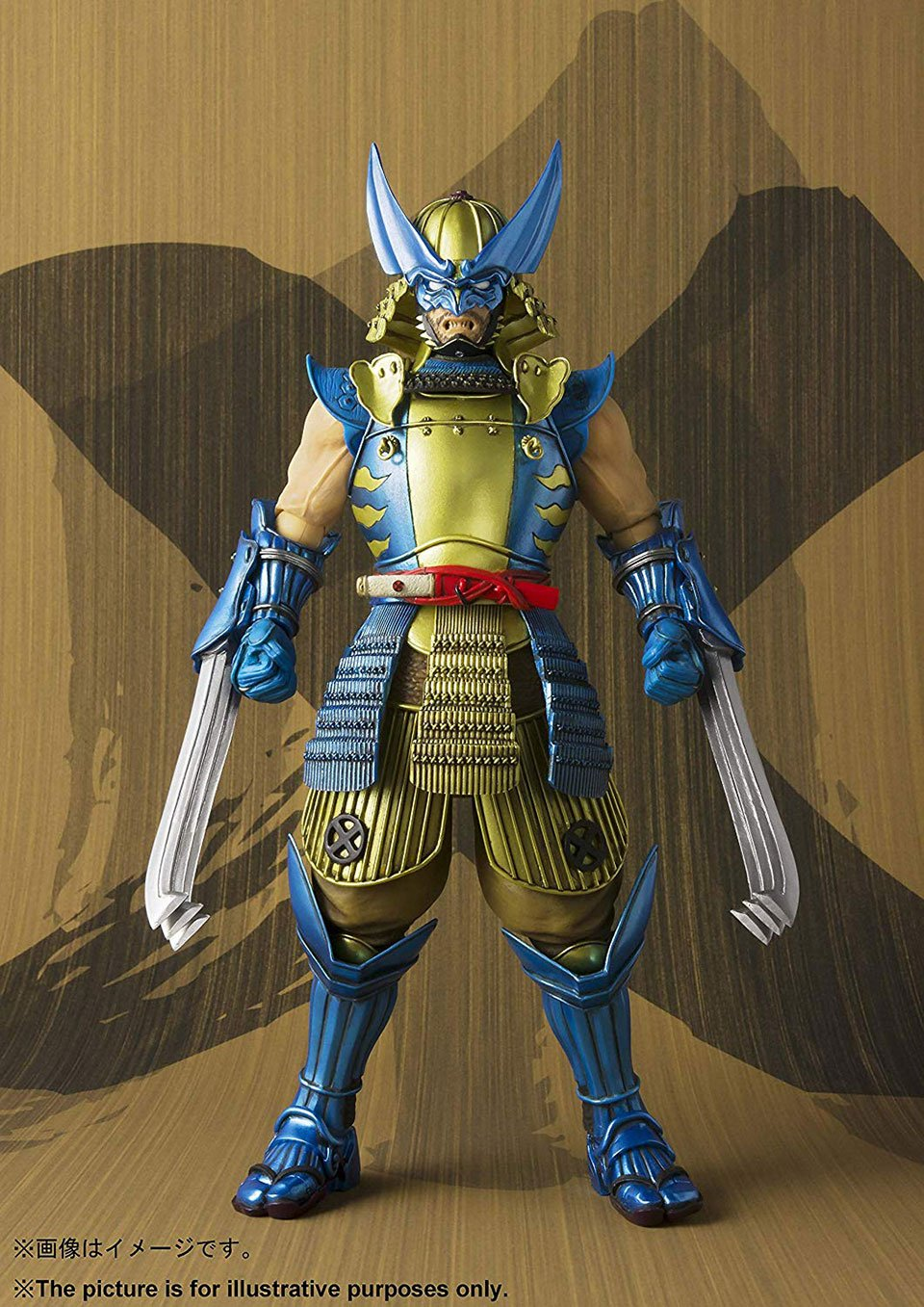 Bandai Turned Wolverine Into A Samurai In This Badass