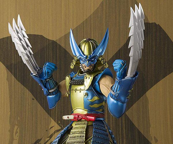 Samurai Outlaw Wolverine Figure