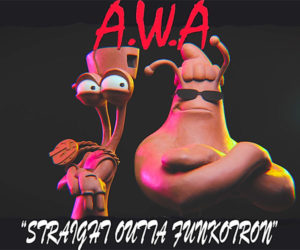 Sculpting Toejam and Earl