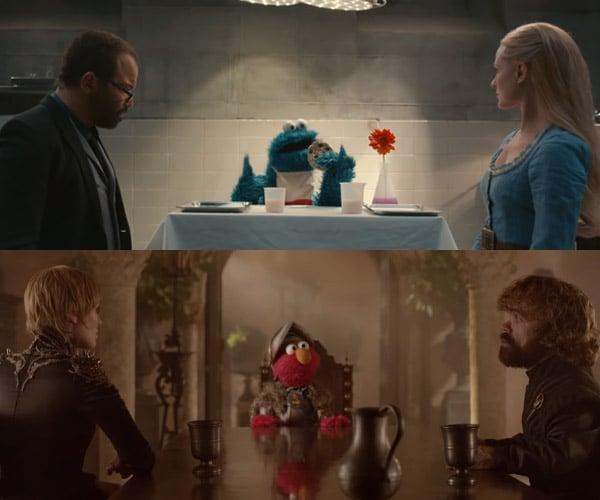 Sesame Street x HBO
