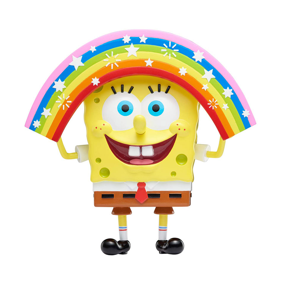 Spongebob Squarepants Meme Figures