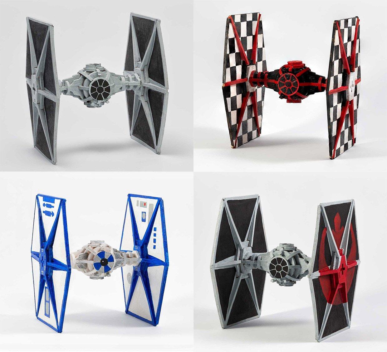 Star Wars IncrediBuilds