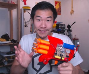 Electric Foam Dart Mod