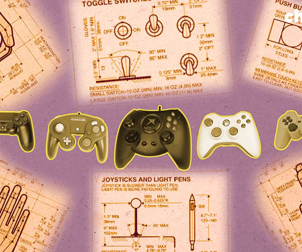 The Evolution of Console Controllers