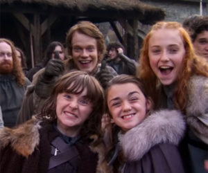 The Game of Thrones Cast Remembers