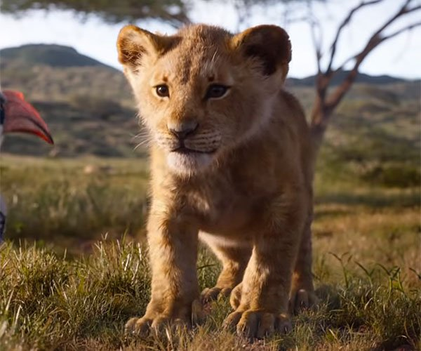 The Lion King (Trailer)