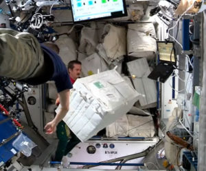 The Logistics of the ISS