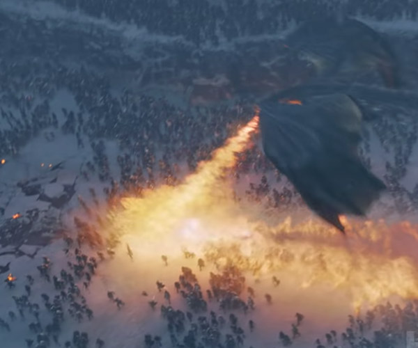 The VFX of Game of Thrones