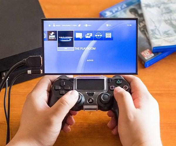 Topo Gamepad Mountable Monitor