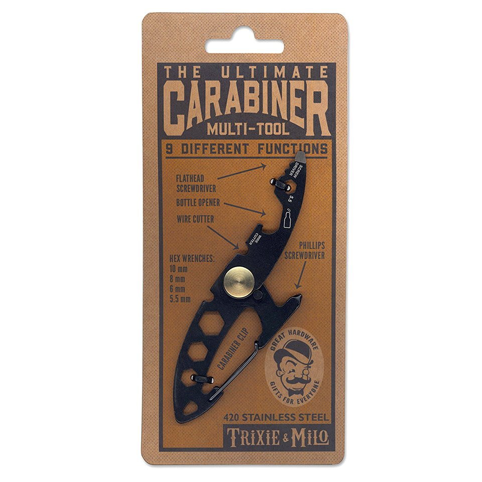 Ultimate Carabiner Multi-tool
