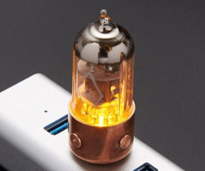 Vacuum Tube Flash Drives
