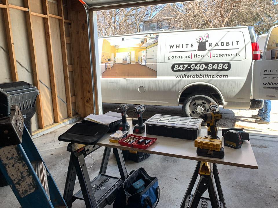 White Rabbit Garage Solutions
