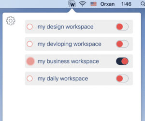 WorkspacePro for MacOS