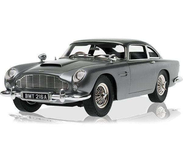 007 DB5 Build-up Model