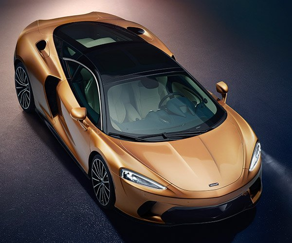 The 2020 McLaren GT is the Roadtripper's Supercar