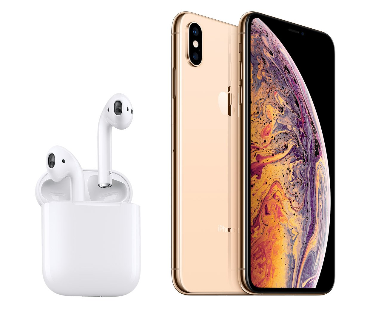 check out 45079 23fc6 Last Chance to Win an iPhone XS Max and a AirPods