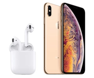 iPhone XS Max + AirPods Giveaway