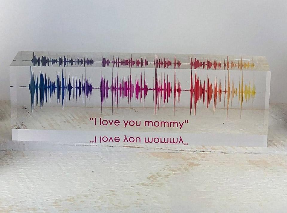 Artblox Sound Wave Blocks