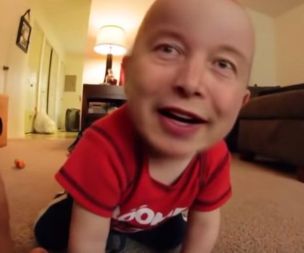 Baby Elon Musk