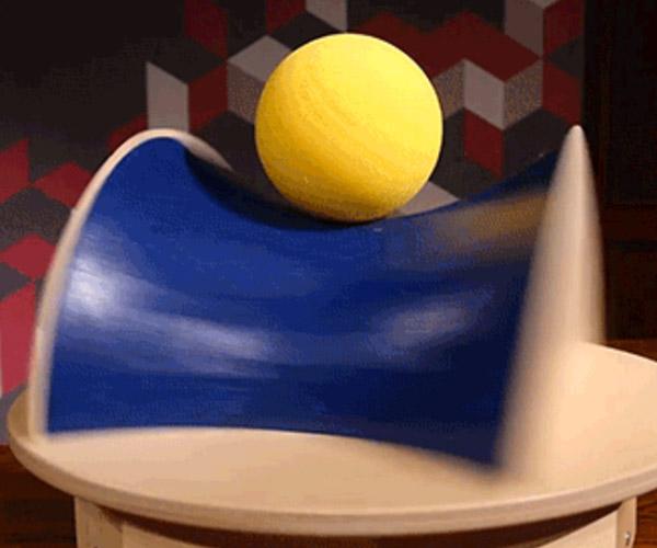 Ball Won't Fall