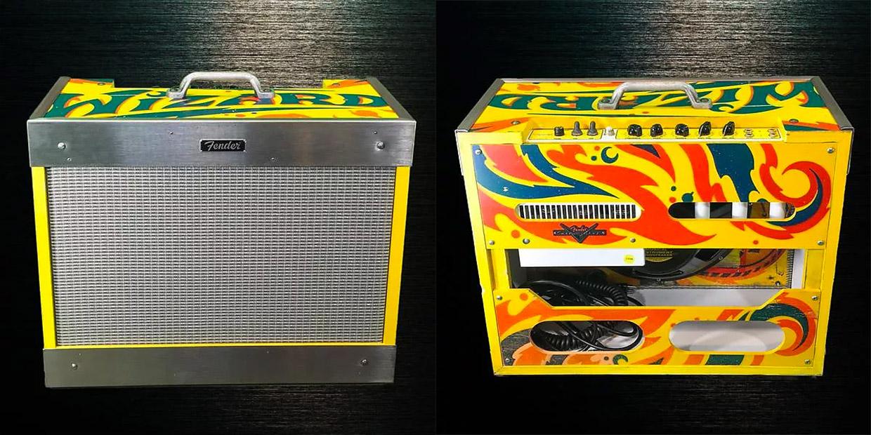 Pinball Telecaster & Wizard Amp
