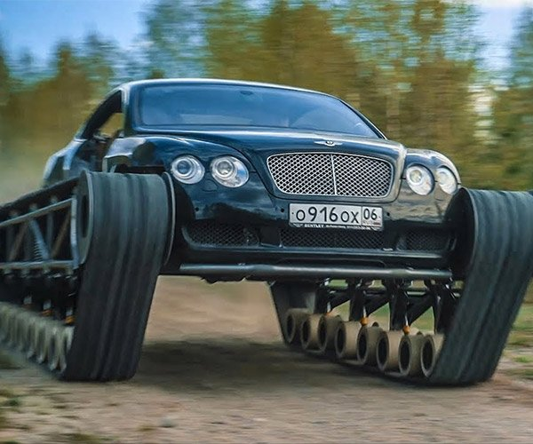 The Bentley Ultratank