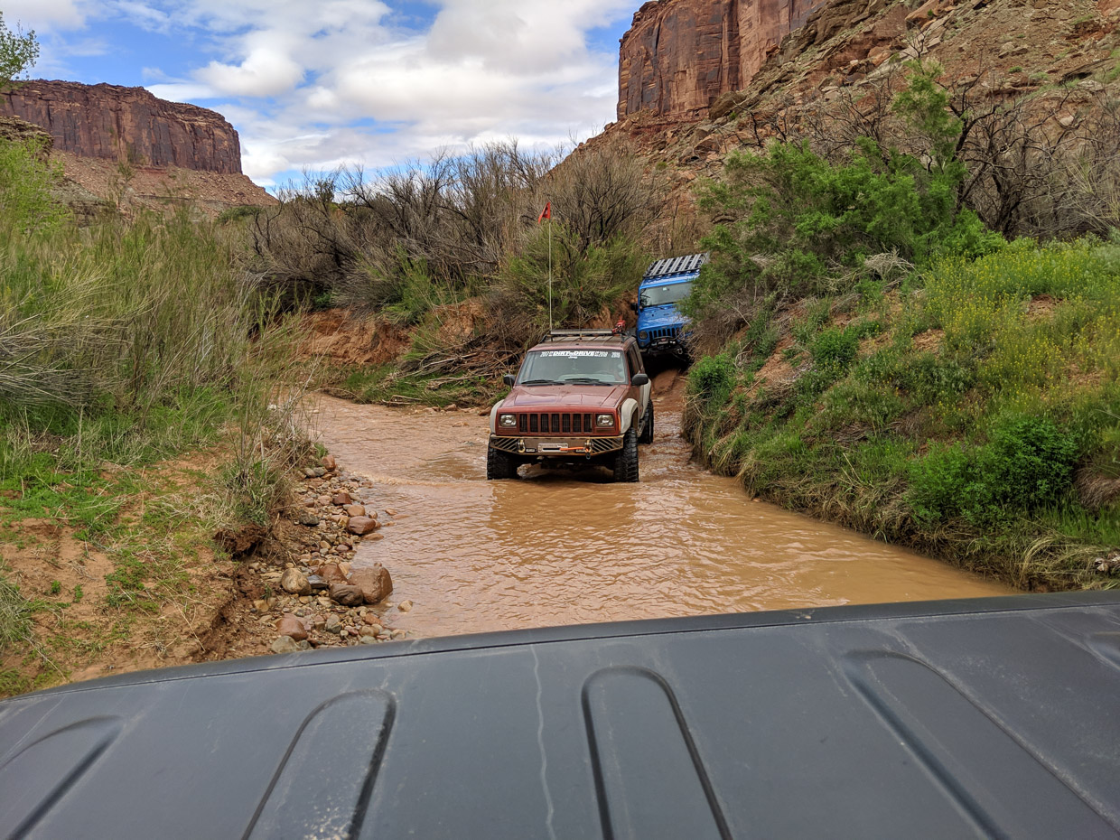 Our Easter Jeep Safari Adventure