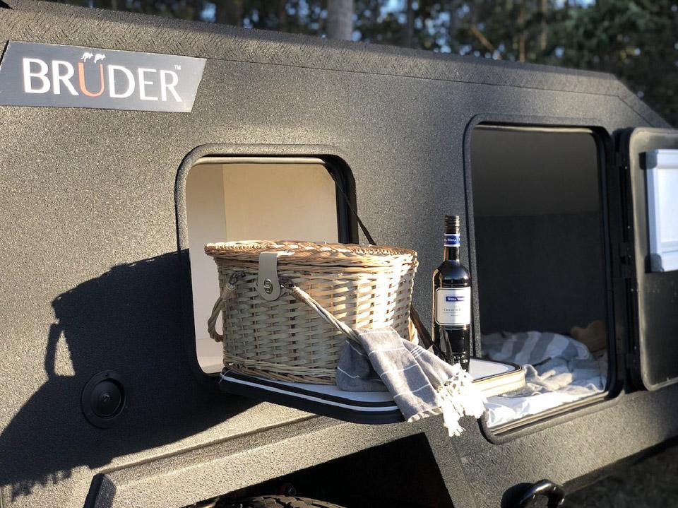 Bruder EXP-4 Off-Road Trailer