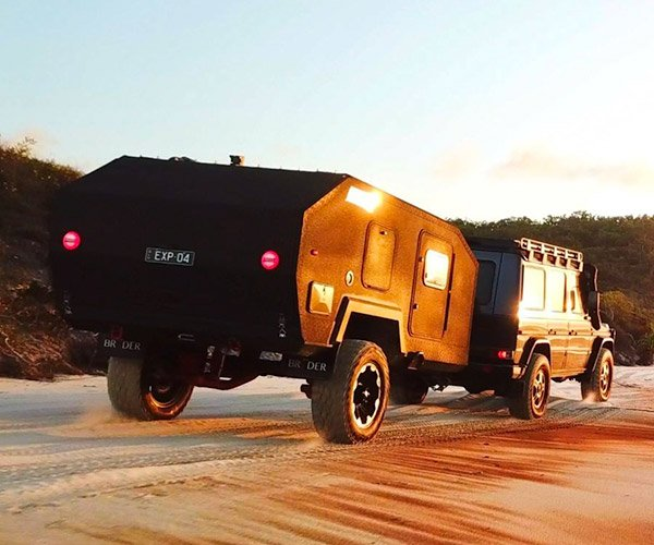 Bruder EXP-4 Off-Road Trailer