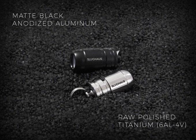 Bull3t Micro Flashlight
